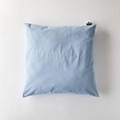 [모던하우스] 펫본 내츄럴 코튼 방석 블루 L 65X65