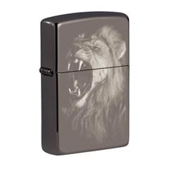 ZIPPO 라이터 49433 Lion Design_(2774771)