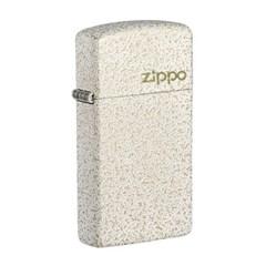ZIPPO 라이터 49265ZL Slim® Mercury Glass Zippo Logo_(2774756)