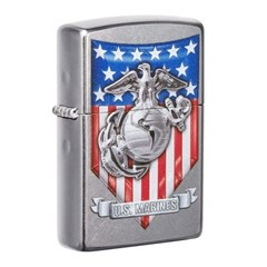 ZIPPO 라이터 49317 U.S. Marine Corps_(2774752)