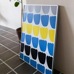 포스터 TULIP PARADE, 30x40/50x70_(1423304)