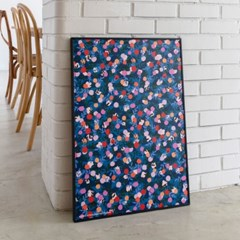 포스터 BLOOMING IN THE BLUE SEA, 30x40/50x70_(1423298)