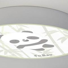 LED 에버랜드 아기판다 푸바오 키즈방등 50W(B타입)