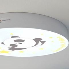 LED 에버랜드 아기판다 푸바오 키즈방등 50W(A타입)
