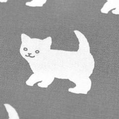 Happy Kitty Long Apron