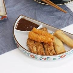 초밥 월남쌈 일식 접시 나눔접시 앞접시