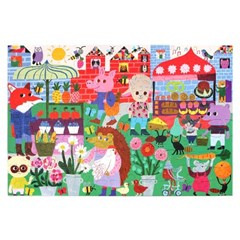 [이부] 그린마켓 100피스 퍼즐 / 5세이상