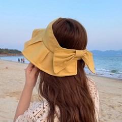 올리버 여성 썬바이저 여름 썬캡 모자_(2577321)