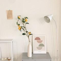 레몬나무 가지 조화