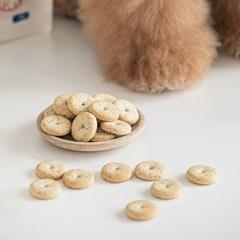 바잇미 베이글 쿠키 - 호박코코넛