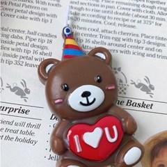 Choco Bear Candle 초코베어캔들