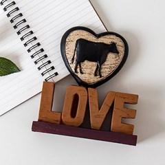 LOVE 이니셜 소