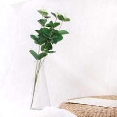 유칼립투스 조화 인테리어 인조 나뭇가지 4개 한묶음