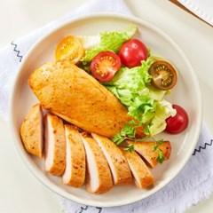 굽네 오븐구이 통 닭가슴살 오통닭 오리지널 110g 5팩