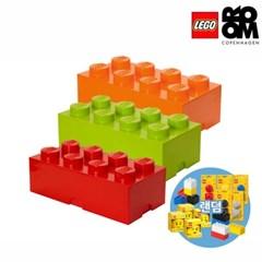 [레고스토리지] 레고 브릭8구 비비드세트 (추가구성)