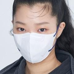 BTS 브레스실버 타이니탄 퀸텟마스크 1팩 2매입 숨편한마스크