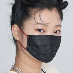 BTS 브레스 타이니탄 스퀘어마스크 1팩 3매입