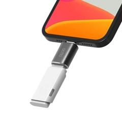 엑토 USB-A 3.2 to 8핀 OTG 젠더 어댑터 USBA-13