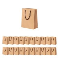 12000 무지크라프트 쇼핑백S (20매입)