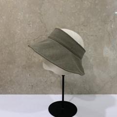 린넨 기본 무지 심플 자외선차단 데일리 썬캡 모자