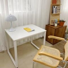 엘리브 DIY 노르보 800 화이트 책상 sd029
