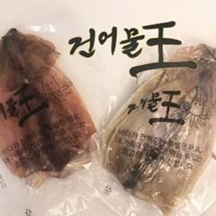 건어물왕 명품 국내산 특대 반건조 오징어 10마리 2kg