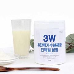경성건강원 3W 유단백가수분해물 단백질 분말 280g