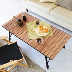 위크 폴딩 롤테이블 캠핑 접이식테이블