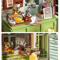 DG146 꽃이 아름다운 커피숍(Flowery sweets,Teas)