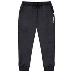 simple Letter Capri pants