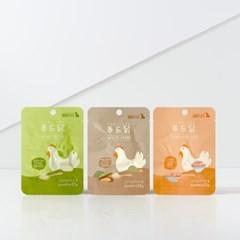 도그퓨어 푸드닭 초록잎홍합&글루코사민 (22g) 국내산 닭안심 100%