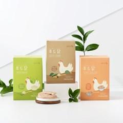 도그퓨어 푸드닭 오리지널 (22gx10개입) 국내산 닭안심 100%