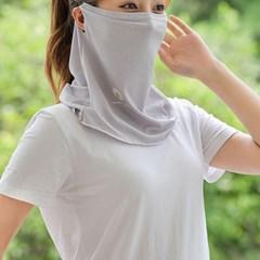 여성 여름 안면 햇빛가리개 통풍 매쉬 쿨 스포츠 마스크