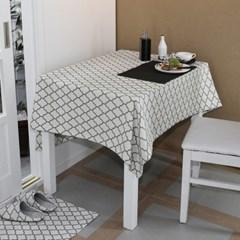 자카드 테이블커버 테이블보 식탁덮개 식탁테이블보