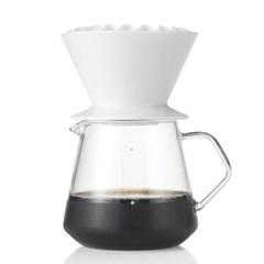 드립핑크 홈카페 커피 핸드드립 세미풀세트 A_(690310)