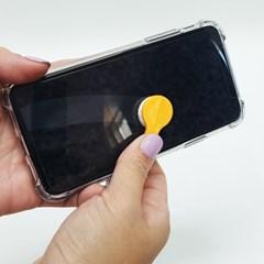 6개세트(색상랜덤) 글라스 클리너 극세사 안경 스마트폰