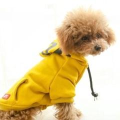 강아지 후드티 유니크한 애견옷 힙합 커플티