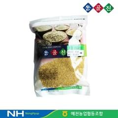 예천농협 옹골진 국내산 햇 잡곡 기장 1kg