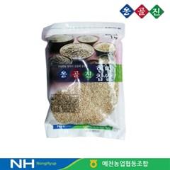 예천농협 옹골진 국내산 햇 잡곡 현미 찹쌀 1kg