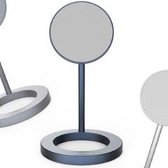 그리디파머스 맥세이프 거치대 책상 알루미늄 충전 스탠드
