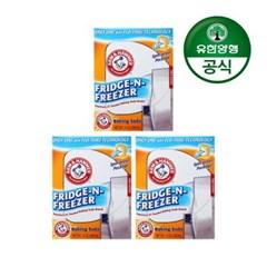 [유한양행]암앤해머 프리지앤프리저 냉장고 탈취제(스탠드형) 3개