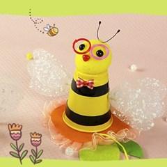 만들기 덜덜이꿀벌(6set 동영상참조)