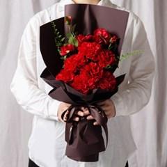 어버이날 카네이션 꽃다발 이벤트꽃 프리미엄레드믹스_(387269)