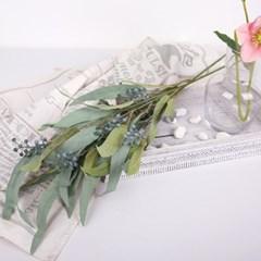 고속터미널꽃시장 난초잎 오키드 조화 90cm_(378915)