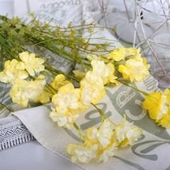 고속터미널꽃시장 산수국 조화 60cm 시들지않는꽃_(377092)
