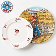 [MNBTH x Where is Wally?] Plate