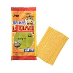 네모스낵 불고기맛 13g 30개입 사무실간식 쫀드기