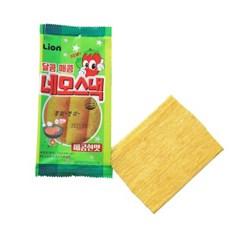 네모스낵 매콤한맛 13g 30개입 사무실간식 쫀드기