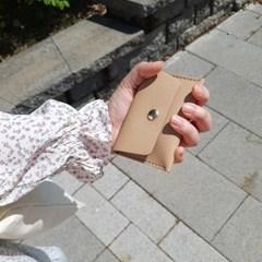 가죽공예DIY키트 온라인수업 천연 사피아노 카드지갑 만들기 30세트