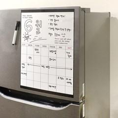 간편 자석 메모시트 미니보드 펜세트 hd-5037c